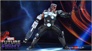 DPS KING RETURNS 🏆 2.5M ABX?! (Cable Uniform Gameplay & Build)  - Marvel Future Fight