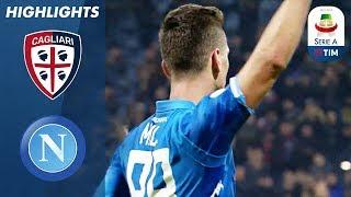Cagliari 0-1 Napoli | Drama as Milik Nets Late Winner | Serie A