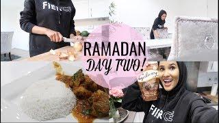 AM I FASTING?  Ramadan 2018 #Day2  Zeinah Nur