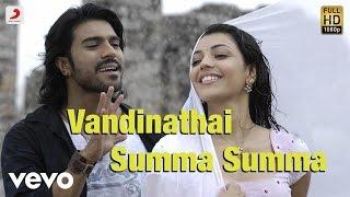 Maaveeran - Vandinathai Summa Summa Video | Ramcharan Tej, Kajal Agarwal