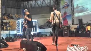 LAST KISS FROM AVELIN LIVE JAKCLOTH 2015