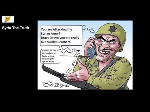 Syria Cartoons 96