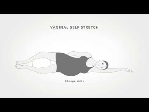 Vaginal Self Stretch
