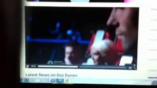 Dez Duron - I want it that way (season 2 full audition)