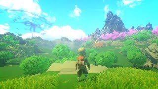 Yonder: The Cloud Catcher Chronicles Review - It Is Not Zelda