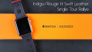 Hermes Apple Watch Band | MORE EXPENSIVE THAN MY WATCH !