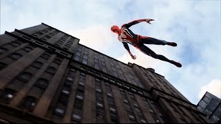 Spectacular Spider-Man Theme Song | PS4 - Extended [HD]