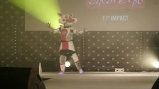 Japan Expo Sud 2017 - Concours Cosplay Vendredi - 12 - Fnaf