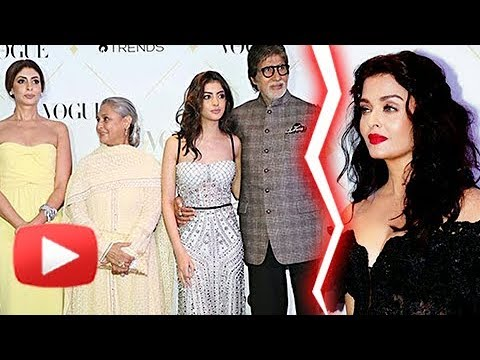Xxx Mp4 Aishwarya Rai S VALID Reason For Not Posing With Bachchan Family At Vogue Beauty Awards 2017 3gp Sex