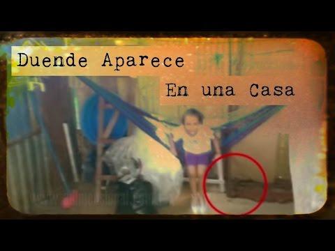 IMPACTANTE Duende grabado detrás de unas niñas Video Paranormal