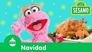 Plaza Sésamo: La cena de Navidad