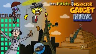 Retropokon 9: Inspector Gadget Mad Robots Invasion (PS2)