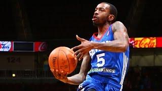 Shake & Bake: Top 10 Moves of the 2015-16 NBA D-League Season!
