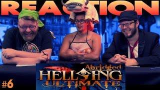Hellsing Ultimate Abridged REACTION!! # 6