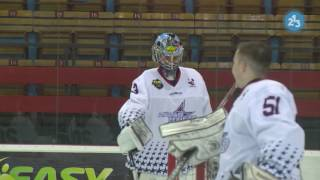 Hokej: Zápas hviezd Druhej ligy 2017 - III. tretina