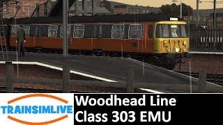Let's Play Train Simulator - Woodhead Line, Class 303 EMU