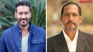Ajay Devgn Makes Nana Patekar Upset | Bollywood News