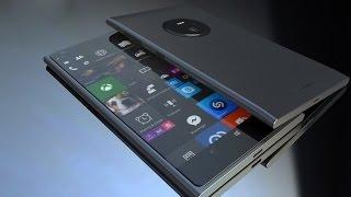 Microsoft Lumia 950  Realistic New Design Concept 2016