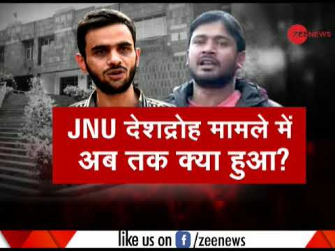 Xxx Mp4 JNU Case Delhi Police Charge Kanhaiya Kumar Others With Sedition 3gp Sex