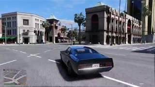 GTA 5 - Vapid Ellie (Ford Mustang)
