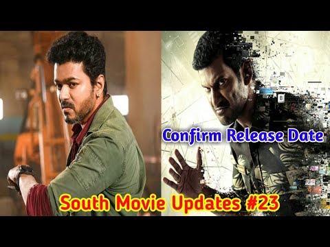 New Upcoming South Hindi Dubbed Movie | Thalapathy 63 | Mr Majnu | Vishal | South Movie Updates #23