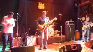 Caladonia By Roger Girke Band @ Club 66 May 5 2012