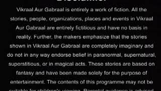 Vikraal aur Gabraal full episode 6