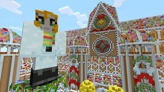 Minecraft Xbox - Christmas Wonderland - Hunger Games