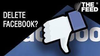 Delete Facebook?: Cambridge Analytica pisses of the whole internet