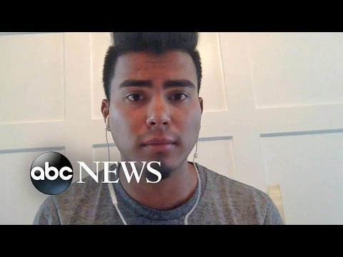Orlando Nightclub Eyewitness Describes Surviving the Shooting