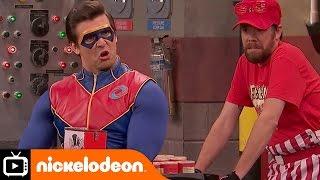 Henry Danger | Frittle Vote | Nickelodeon UK