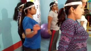 Rishi's Gym for ladies. .... Aerobics Exercise