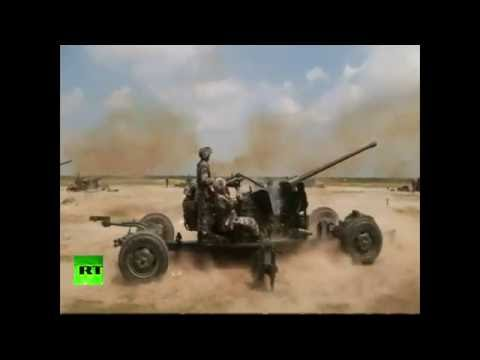 watch 'Firepower-2016': Chinese military launches anti-air drills