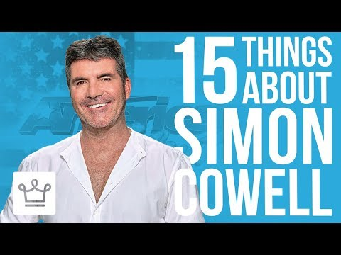 15 Things You Didn't Know About Simon Cowell