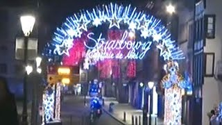 French News Breaking Coverage Of Christmas Market Attack In Strasbourg