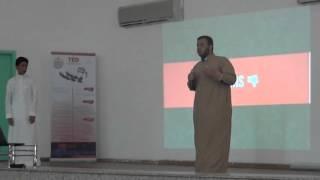 عمر المحمادي - معاذ الزهراني - Social networks and our young generation