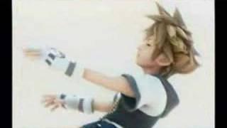 Kingdom Hearts 2 - Pieces