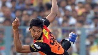 সাকিবের কলকাতার বিপক্ষে 'বিখ্যাত' অফ কাটার দেখাতে চান মুস্তাফিজ IPL News 2017 Shakib vs Mustafiz