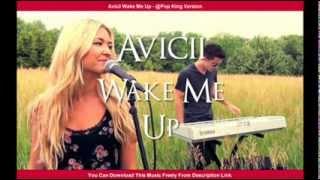 [HD]Avicii Wake Me Up[2013][Lyric Video][Sex Girl Cover][Free Download]