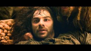 The Hobbit: The Desolation of Smaug - Tauriel heals Kili