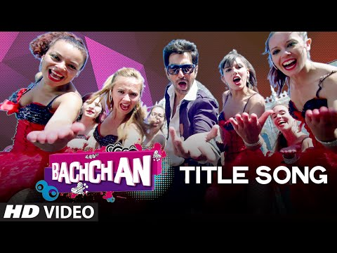 BACHCHAN : Title Video Song   Benny Dayal   Jeet, Aindrita Ray, Payal Sarkar   Bengali Movie 2014
