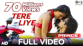 Tere Liye - Prince | Superhit Hindi Songs | Vivek Oberoi, Aruna Sheilds | Atif Aslam, Shreya Ghoshal