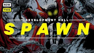 Todd McFarlane's 'Spawn' Movie and Its Hellish Road to Reboot | NowThis Nerd