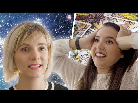A Psychic Predicted Our Futures • Ladylike