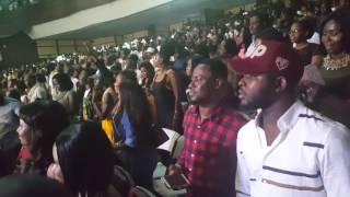 Shatta Wale vs Davido at Ghana Meets Naija 2017  LIVE