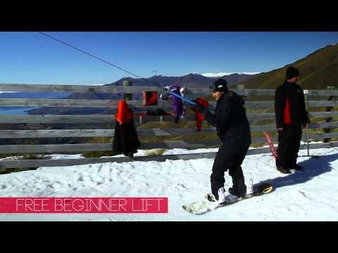 Ski New Zealand - Treble Cone Ski Resort, Wanaka New Zealand