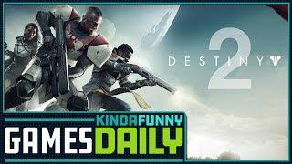 RIP Destiny - Kinda Funny Games Daily 06.23.17