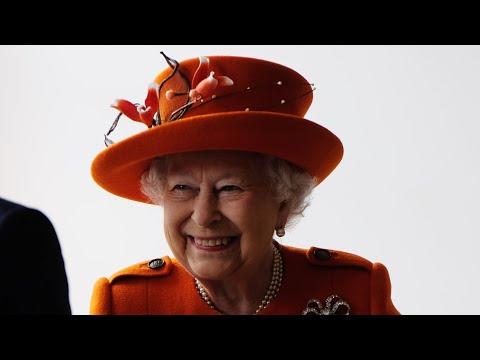 Queen Elizabeth II funny moments Part 2