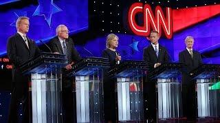 Democratic Debate 5 Lessons: Webb is Jessie Spano