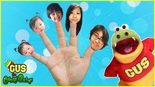 Finger Family Song Nursery Rhyme for kids Songs for Children Daddy Finger